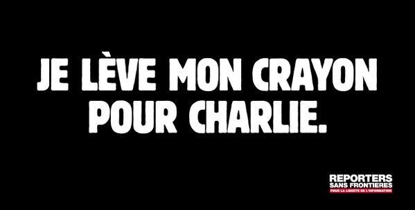 Prends ton crayon pour Charlie.