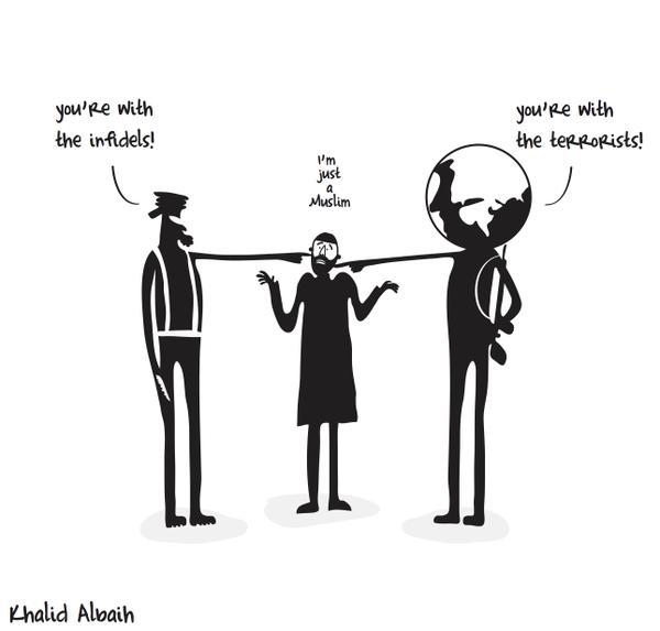 Khalid Albaih