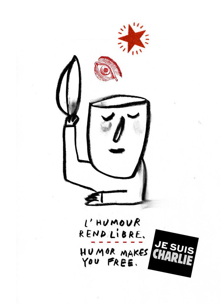 Serge Bloch-l-humour-rend-libregood