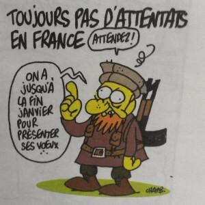 Toujours Pas d'Attentats en France...